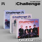 WEi Mini Album Vol. 2 - IDENTITY : Challenge (Random Version)