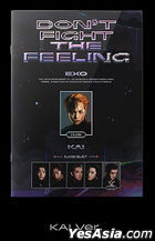 EXO Special Album - DON'T FIGHT THE FEELING (Expansion Version) (Kai Version) + Random Poster in Tube (Expansion Version)
