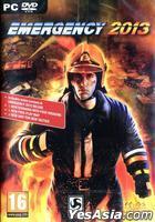Emergency 2013 (英文版) (DVD 版)