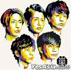 This is ARASHI (Normal Edition) (Taiwan Version)