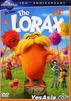 The Lorax (2012) (DVD) (Taiwan Version)