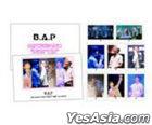 B.A.P 2017 World Tour Party Baby Climax Official Goods - Postcard Set