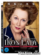 The Iron Lady (DVD) (Korea Version)