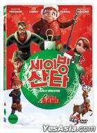 Saving Santa (2013) (DVD) (Korea Version)