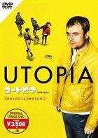 Utopia Complete Special Price DVD BOX (Japan Version)