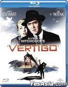 Vertigo (1958) (Blu-ray) (Hong Kong Version)