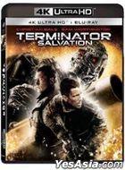 Terminator Salvation (2009) (4K Ultra HD + Blu-ray) (Hong Kong Version)