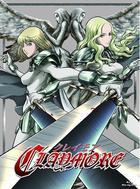 Claymore Blu-ray BOX (4 Blu-ray+CD)(Japan Version)