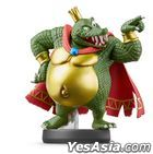 amiibo King K. Rool (Dairantou Smash Brothers Series) (Japan Version) (re-production)