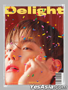 EXO: Baek Hyun Mini Album Vol. 2 - Delight (Honey Version) + Poster in Tube (Honey Version)