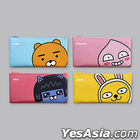 Kakao Friends Big Head Horizontal Pencil Case (Muzi)