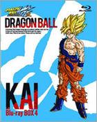 Dragon Ball Kai Box 4 (Episodes 40 - 54) (Blu-ray) (Japan Version)