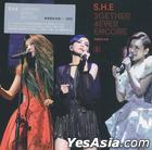 S.H.E 2gether 4ever Encore Live Concert (2DVD + Bonus DVD) (Regular Edition)