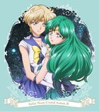 Pretty Guardian Sailor Moon Crystal Season 3 Vol.2 (Blu-ray) (First Press Limited Edition)(Japan Version)