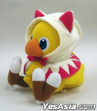 Chocobo no Fushigi na Dungeon : Plush Toy White Magician