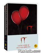 It & It Chapter Two 2-Film Collection (DVD) (3-Disc) (Korea Version)