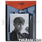 Dong Bang Shin Ki Special Live Tour in Seoul 'TISTORY' Goods - Stationery Set (Chang Min)