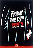 FRIDAY THE 13TH PART 2 (Japan Version)