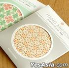 Miraclekorea Danchung Hand Mirror (Orange Color)
