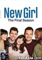 New Girl (DVD) (Ep. 1-8) (The Complete Final Season) (US Version)