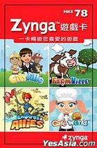 Zynga Game Card  $10