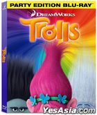 Trolls (2016) (Party Edition Blu-ray) (US Version)