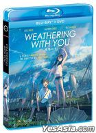 Weathering with You (2019) (Blu-ray + DVD) (US Version)