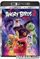The Angry Birds Movie 2 (2019) (4K Ultra HD + Blu-ray) (Hong Kong Version)