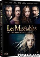 Les Miserables (2012) (Blu-ray) (Hong Kong Version)