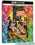 Birds of Prey (and the Fantabulous Emancipation of One Harley Quinn) (4K Ultra HD + Blu-ray) (Outcase Limited Edition) (Korea Version)