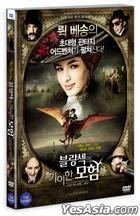 The Extraordinary Adventures of Adele Blanc-Sec (DVD) (Korea Version)