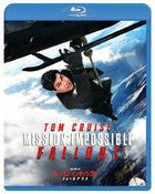Mission:impossible - Fallout (Blu-ray) (Japan Version)