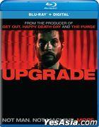 Upgrade (2018) (Blu-ray + Digital) (US Version)