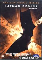 Batman Begins (DVD) (Special Edition) (Korean Version)
