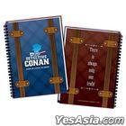 Detective Conan Moive - A5 Ring Note Book