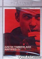 Justified The Videos (The Platinum Collection) (DVD) (EU Version)