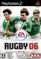 RUGBY 06 English Edition (Japan Version)