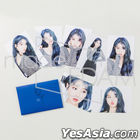 IU 2019 Tour Concert [Love, poem] Official Goods - Postcard Set (Type B)