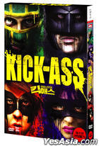 Kick-Ass (DVD) (2-Disc) (Korea Version)