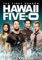 Hawaii Five-O (2010) (DVD) (The First Season) (Hong Kong Version)