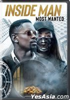 Inside Man: Most Wanted (2019) (DVD) (US Version)