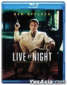 Live by Night (2016) (Blu-ray) (US Version)