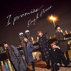 I promise [Type B] (SINGLE+DVD) (First Press Limited Edition)(Japan Version)