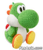 Wii U amiibo Amigurumi Yoshi Green (Yoshi's Woolly World Series) (Japan Version)