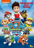 PAW PATROL SEASON 1 VOL.1-9 (Japan Version)