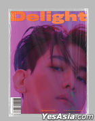 EXO: Baek Hyun Mini Album Vol. 2 - Delight (Cinnamon Version) + Poster in Tube (Cinnamon Version)