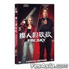 Freaky (2020) (DVD) (Taiwan Version)