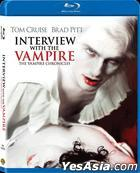 Interview With The Vampire (1994) (Blu-ray) (20th Anniversary Edition) (Hong Kong Version)