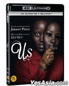 Us (4K Ultra HD + Blu-ray) (2-Disc) (Korea Version)