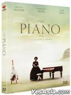 The Piano (Blu-ray) (Normal Edition) (Korea Version)
